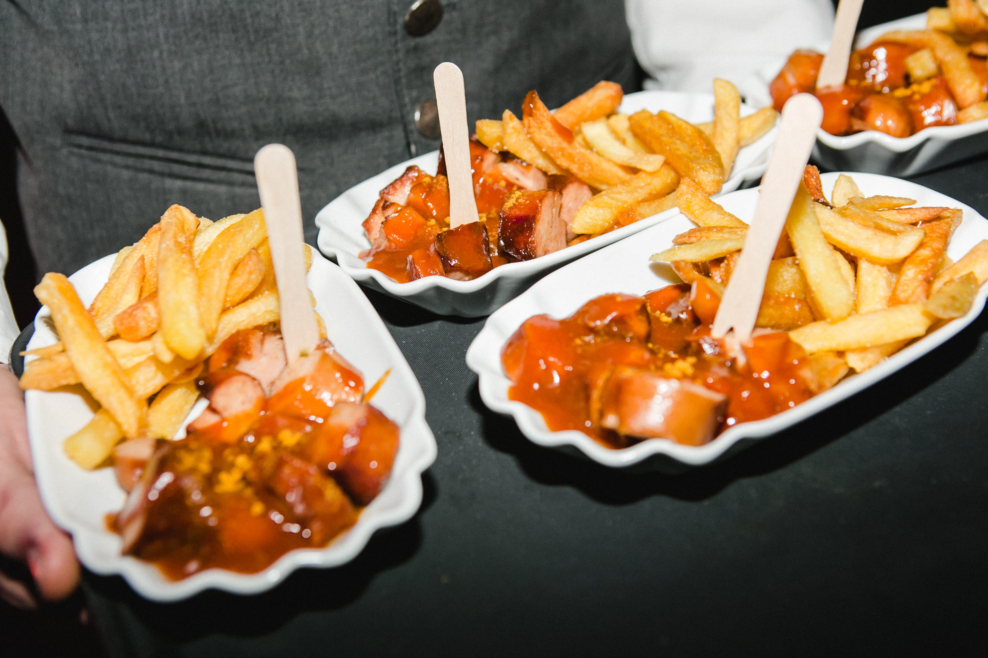12. Currywurst - Germany. 17 Delish Street Foods to Try Before You Die – THE FLASH PACK