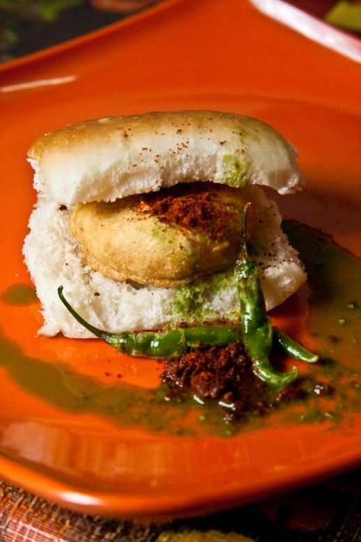 5. Vada Pav - India. 17 Delish Street Foods to Try Before You Die – THE FLASH PACK
