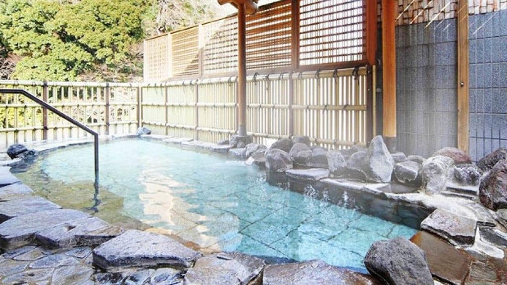 Hakone onsen Japan