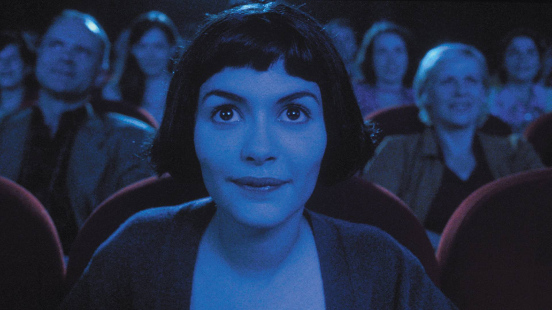 going to the cinema alone - scary amelie